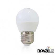 Lampada Super Led Ourolux 4w 2700k  - 1