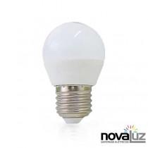 Lampada Super Led Ourolux Bolinha 5w 3000k - 1
