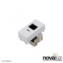 Tramontna Modulo Rj45 Com Conector 57115/056 - 1