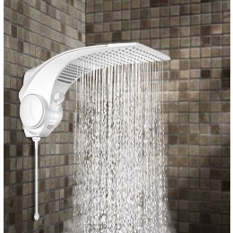 Ducha Lorenzetti Duo Shower Quadra Eletr 220v - 1