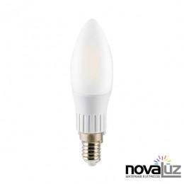 Lampada Super Led Ourolux Vela Lt E14 6400k B - 1