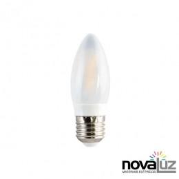 Lampada Super Led Ourolux Vela Lt E27 6400k B - 1
