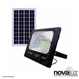 Refletor Led Solar 25w - 1